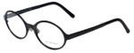 Burberry Designer Eyeglasses B1254-1180 in Black 50mm :: Custom Left & Right Lens
