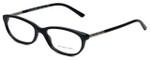 Burberry Designer Eyeglasses B2103-3001 in Black 51mm :: Custom Left & Right Lens