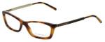 Burberry Designer Eyeglasses B2129-3316 in Havana 51mm :: Custom Left & Right Lens