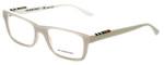 Burberry Designer Eyeglasses B2138-3394 in White 53mm :: Custom Left & Right Lens