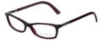 Burberry Designer Eyeglasses B2084-3224 in Striped Violet 50mm :: Progressive