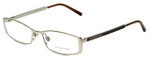 Burberry Designer Eyeglasses B1238-1145 in Gold 52mm :: Rx Bi-Focal