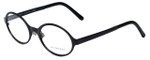 Burberry Designer Eyeglasses B1254-1180 in Black 50mm :: Rx Bi-Focal