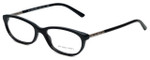 Burberry Designer Eyeglasses B2103-3001 in Black 51mm :: Rx Bi-Focal