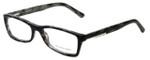 Burberry Designer Reading Glasses B2076-3143 in Striped Grey 52mm