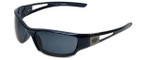 Harley-Davidson Designer Sunglasses HDS610 in Navy with Grey-Gradient Lens