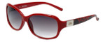 Harley-Davidson Designer Sunglasses HDS5021 in Red with Brown-Gradient Lens