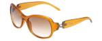 Harley-Davidson Designer Sunglasses HDX827 in Amber  with Amber-Gradient Lens