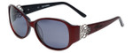 Harley-Davidson Designer Sunglasses HDX847 in Red with Grey Lens