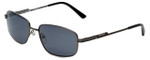 Harley-Davidson Designer Sunglasses HDX874 in Gunmetal with Grey Lens
