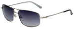 Harley-Davidson Designer Sunglasses HDX894 in Silver with Grey-Gradient Lens