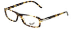 Persol Designer Eyeglasses PO2892V-124 in Light Havana 52mm :: Custom Left & Right Lens