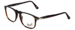 Persol Designer Eyeglasses PO3059V-24 in Havana 50mm :: Custom Left & Right Lens