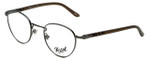 Persol Designer Eyeglasses PO2379-955 in Matte-Gunmetal 47mm :: Rx Single Vision