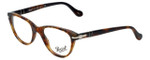 Persol Designer Eyeglasses PO3036V-108 in Caffe 48mm :: Rx Single Vision