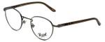 Persol Designer Eyeglasses PO2379-955 in Matte-Gunmetal 47mm :: Rx Bi-Focal