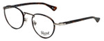 Persol Designer Reading Glasses PO2410VJ-992 in Matte-Dark Brown 49mm