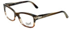Persol Designer Reading Glasses PO3011V-940 in Brown Stripped 52mm