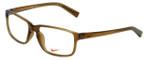 Nike Designer Eyeglasses NK7095-200 in Brown Walnut 54mm :: Rx Bi-Focal