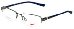 Nike Designer Reading Glasses NK6051-060 in Charcoal 52mm