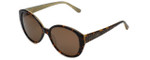 Judith Leiber Designer Reading Glasses JL5017-02 in Tortoise in Brown Lens