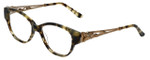 Judith Leiber Designer Eyeglasses JL3010-02 in Topaz 52mm :: Custom Left & Right Lens