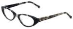 Judith Leiber Designer Reading Glasses JL3013-01 in Onyx 50mm