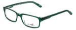 Arnette Designer Eyeglasses Mixer AN7057-1129 in Translucent Green 51mm :: Progressive