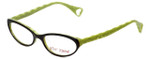 Betsey Johnson Designer Eyeglasses Oxford-Street BJ079-28 in Espresso 52mm :: Custom Left & Right Lens