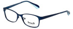 Betsey Johnson Designer Eyeglasses Betseyville BV106-05 in Midnight-Blue 51mm :: Rx Single Vision