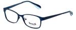Betsey Johnson Designer Eyeglasses Betseyville BV106-05 in Midnight-Blue 51mm :: Rx Bi-Focal