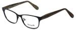 Betsey Johnson Designer Eyeglasses Betseyville BV116-01 in Black 51mm :: Rx Bi-Focal