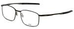 Oakley Designer Eyeglasses Taproom OX3204-0153 in Pewter 53mm :: Progressive