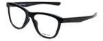 Oakley Designer Eyeglasses Grounded OX8070-0153 in Black 53mm :: Progressive