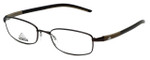 Adidas Designer Eyeglasses a623-40-6051 in Chocolate/Mud 52mm :: Custom Left & Right Lens