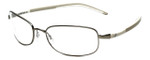 Adidas Designer Eyeglasses a625-40-6052 in Ivory/White 57mm :: Custom Left & Right Lens