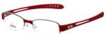 Adidas Designer Eyeglasses a881-60-6054 in Red 52mm :: Custom Left & Right Lens