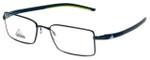 Adidas Designer Eyeglasses a645-40-6059 in Navy-Green 52mm :: Progressive