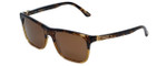 Chopard Designer Sunglasses SCH151-9BCP in Tortoise-Fade with Brown Lens