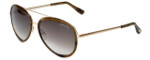 Tom-Ford Designer Sunglasses Andy TF468-41K in Rose-Gold  with Brown-Gradient Lens