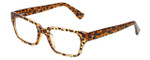 Corinne McCormack Designer Eyeglasses Sydney in Leopard 48mm :: Rx Single Vision