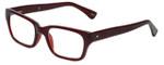 Corinne McCormack Designer Eyeglasses Sydney in Burgundy 48mm :: Rx Bi-Focal