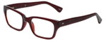 Corinne McCormack Designer Reading Glasses Sydney in Burgundy 48mm