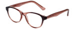 Corinne McCormack Designer Reading Glasses Polly in Pink 49mm