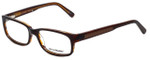 Marc Hunter Designer Eyeglasses MH7300-BRN in Brown 52mm :: Rx Single Vision