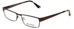 Marc Hunter Designer Eyeglasses MH7280-BRN in Brown 56mm :: Progressive