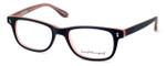 Ernest Hemingway Designer Eyeglasses H4617 in Matte-Black-Pink 52mm :: Rx Bi-Focal