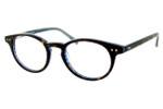 Eddie Bauer Designer Eyeglasses EB8206 in Tortoise-Sapphire 47mm :: Custom Left & Right Lens