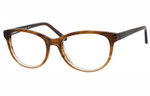 Eddie Bauer Designer Eyeglasses EB8295 in Matte-Tortoise Fade 52mm :: Custom Left & Right Lens