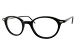 Eddie Bauer Designer Eyeglasses EB8205 in Black 47mm :: Rx Single Vision